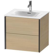 View Product - Vanity Unit Wall-mounted, Mediterranean Oak (real Wood Veneer)