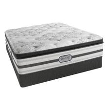 Beautyrest - Platinum - Hybrid - Gabriella - Plush - Pillow Top - King