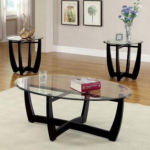 Dafni 3 Pc. Table Set