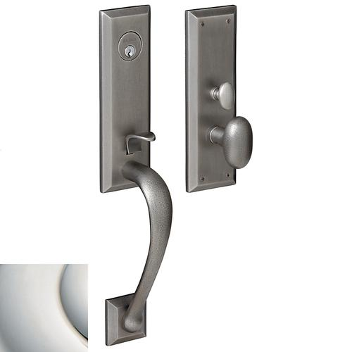 Polished Nickel with Lifetime Finish Cody 3/4 Escutcheon Trim
