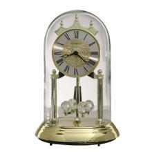 Howard Miller Christina Gold Anniversary Table Clock 645690