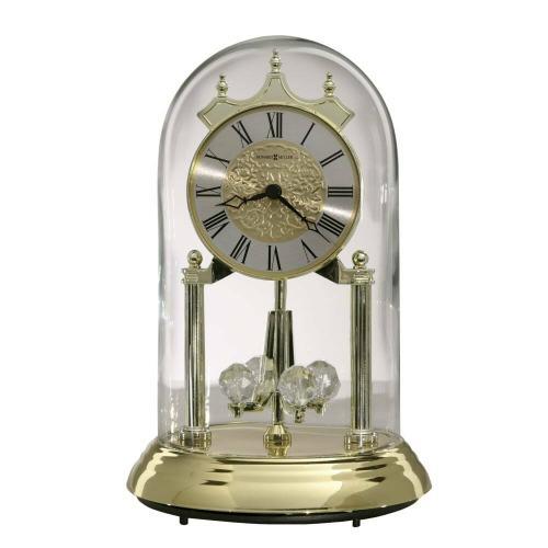 Howard Miller - Howard Miller Christina Gold Anniversary Table Clock 645690