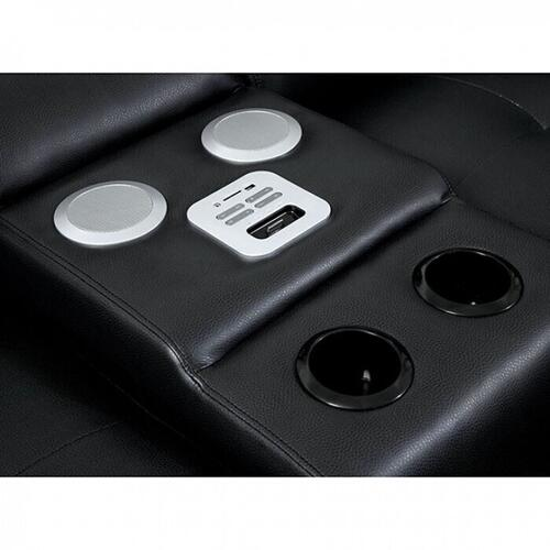 Furniture of America - Kemi Speaker Console