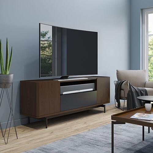 Media Console 8839 in Toasted Walnut