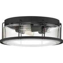View Product - Ludlow Semi-Flush Mount in Earth Black