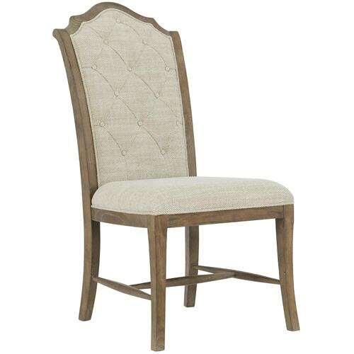 Rustic Patina Side Chair in Peppercorn (387)
