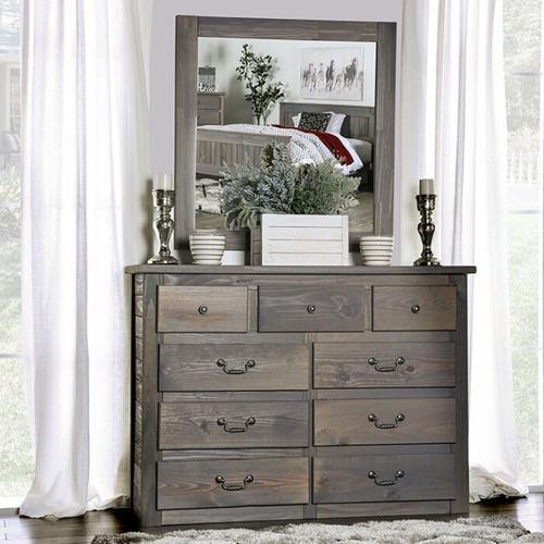 Furniture of America - Rockwall Dresser