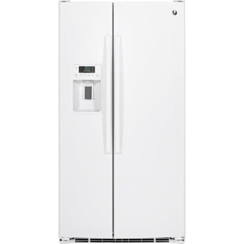 ENERGY STAR® 25.3 Cu. Ft. Side-By-Side Refrigerator