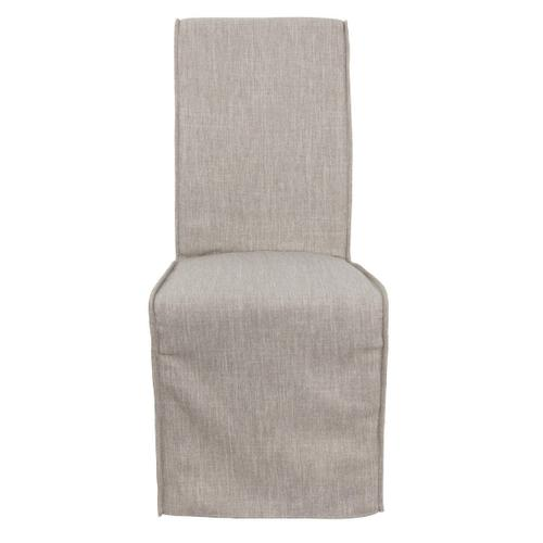 Classic Home - Jordan Upholstered Dining Chair Seal
