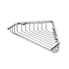 "Corner Shower Basket 9 1/4""W in Chrome"