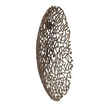 View Product - Open Work Bronze Wall Decor