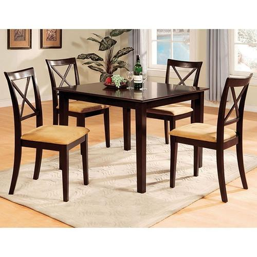 """Melbourne I 38"""" Square Dining Table"""