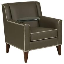 View Product - Aubrey Lounge Chair with Folding Tablet