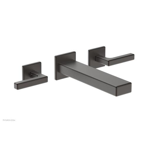 MIX Wall Lavatory Set - Lever Handles 290-12 - Oil Rubbed Bronze