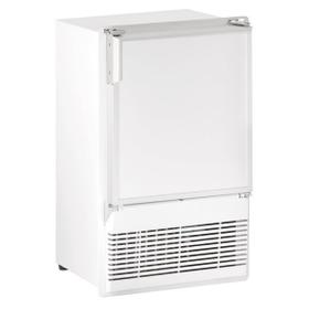 "14"" Crescent Ice Maker With White Solid Finish (230 V/50 Hz Volts /50 Hz Hz)"
