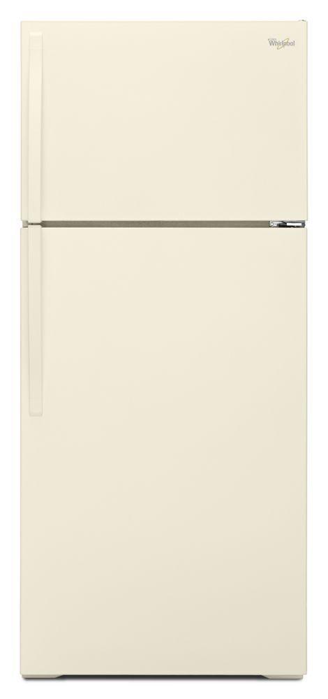 Whirlpool28-Inch Wide Top Freezer Refrigerator - 16 Cu. Ft.