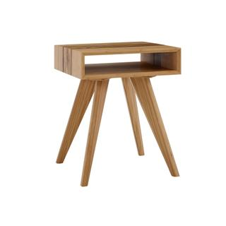 Azara End Table, Caramelized