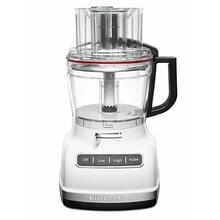 See Details - 11-Cup Food Processor with ExactSlice™ System - White