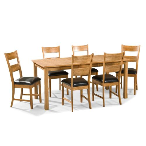 Intercon Furniture - Family Dining Four Leg Table