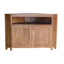 Forest Designs Urban Large Corner TV Stand: 63W x 32H x 32D