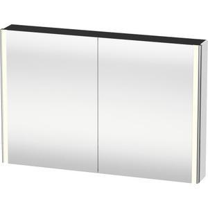 Mirror Cabinet, White Matte