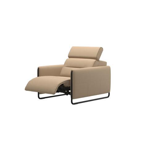 Stressless By Ekornes - Stressless® Emily arm steel chair Power