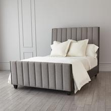 See Details - Channel Bed-Muslin-King