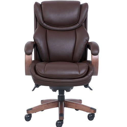 Gallery - Harnett Executive Office Chair, Brown