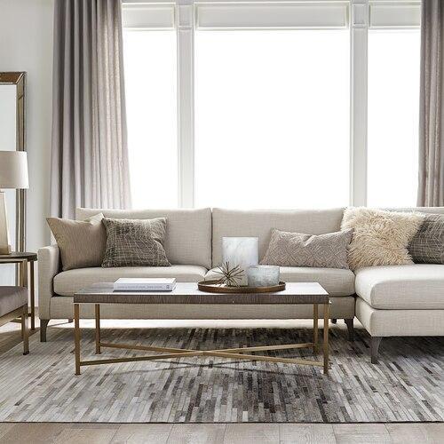 Bassett Furniture - Serafina Custom Sectional