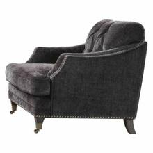 ACME Helenium Chair - 50217 - Gray Chenille