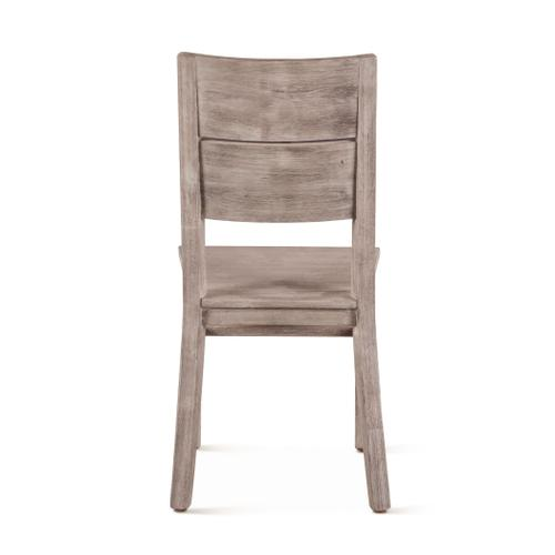 Driftwood Dining Chair Weathered Graywash