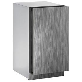 "18"" Clear Ice Machine With Integrated Solid Finish, Yes (115 V/60 Hz Volts /60 Hz Hz)"