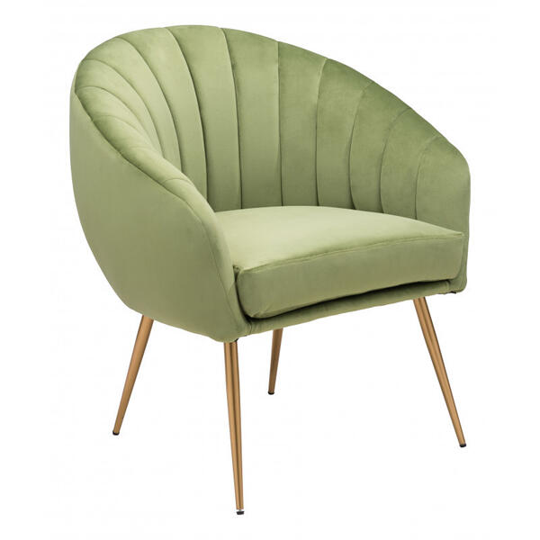 Max Accent Chair Green