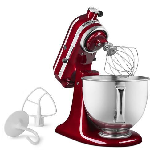 Artisan® Series 5 Quart Tilt-Head Stand Mixer Grenadine