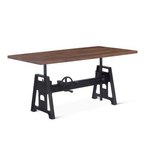 """Industrial Modern Adjusting Office Desk 62"""""""