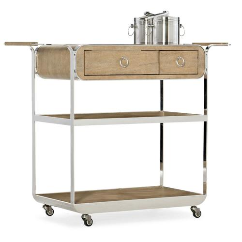 Dining Room Novella Poplar Beach Bar Cart