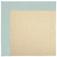 "Creative Concepts-Beach Sisal Canvas Glacier - Rectangle - 24"" x 36"""