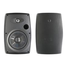 """View Product - 6.5"""" Two-Way Outdoor Speakers (Black)"""