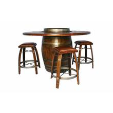 Product Image - BARREL BISTRO TABLE