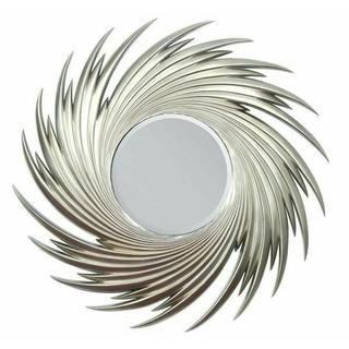 ACME Geena Accent Mirror (Wall) - 97060 - Silver