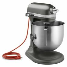 See Details - NSF Certified® Commercial Series 8-Qt Bowl Lift Stand Mixer - Dark Pewter