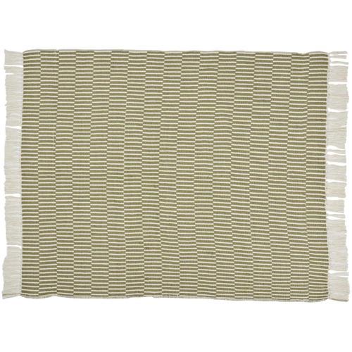 "Throw Blankets Sh354 Sage 50"" X 60"""