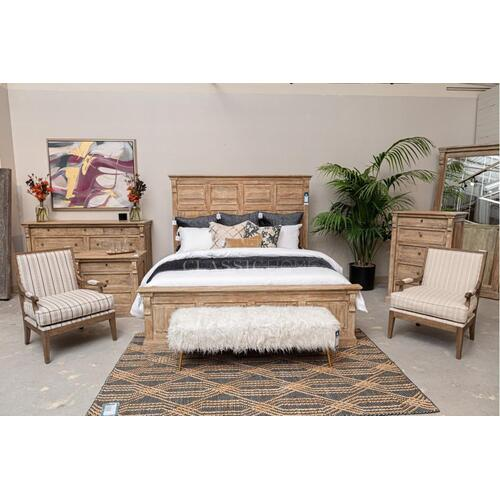 Adelaide Cal King Bed