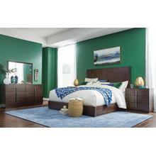 Paldao Panel Bed, King 6/6
