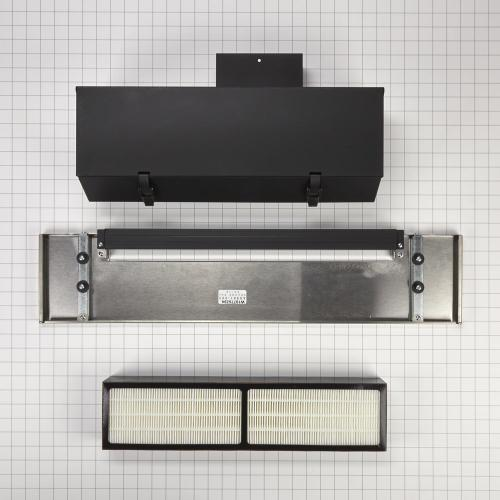 Downdraft Duct-Free Kit