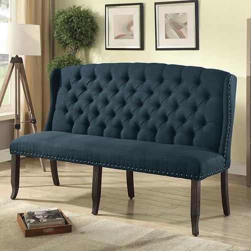 Sania III 3-Seater Love Seat Bench