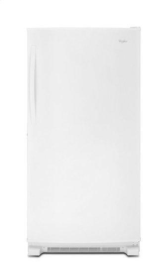Whirlpool™ 20 cu. ft. Upright Freezer with Temperature Alarm