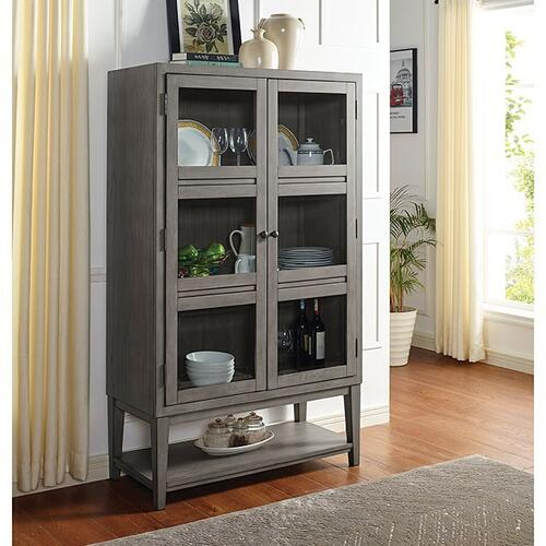 Marla Curio Cabinet