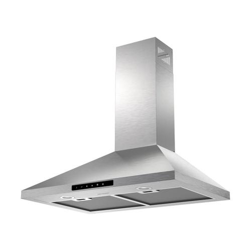"30"" Wall Mount Chimney Range Hood"