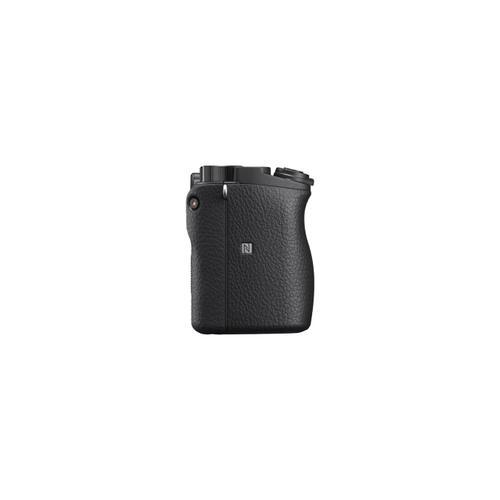 6400 E-mount camera with APS-C Sensor Black